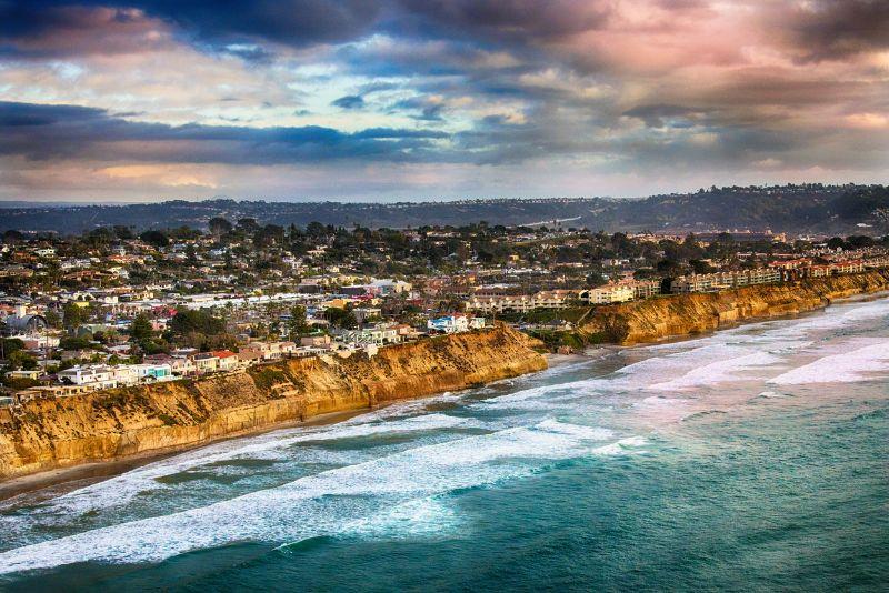 San Diego, Solana Beach